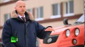 Russia Today в гостях у АТОН ИМПУЛЬС и вездехода-амфибии ВИКИНГ